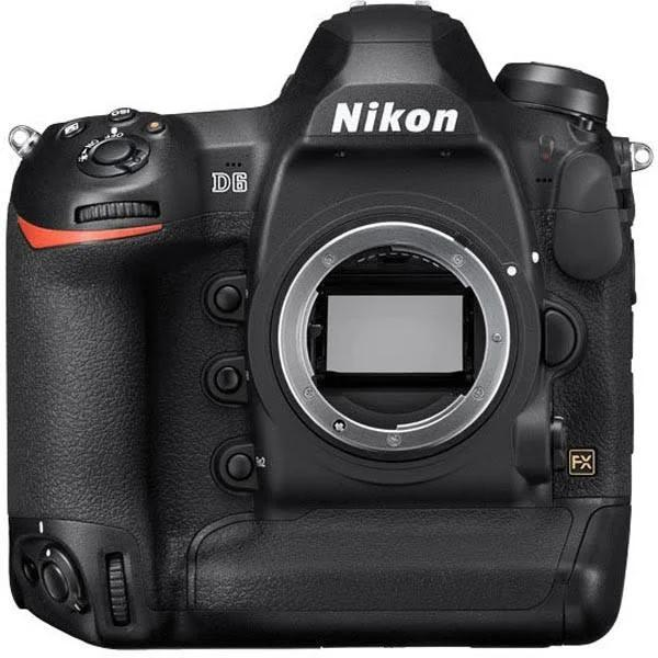 Nikon D6 Systemkamera