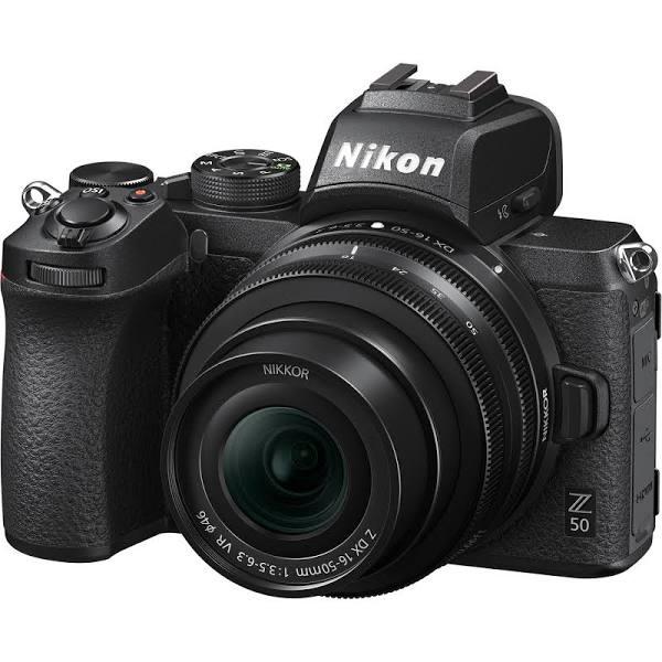 Nikon Z50 Kit (16-50mm)