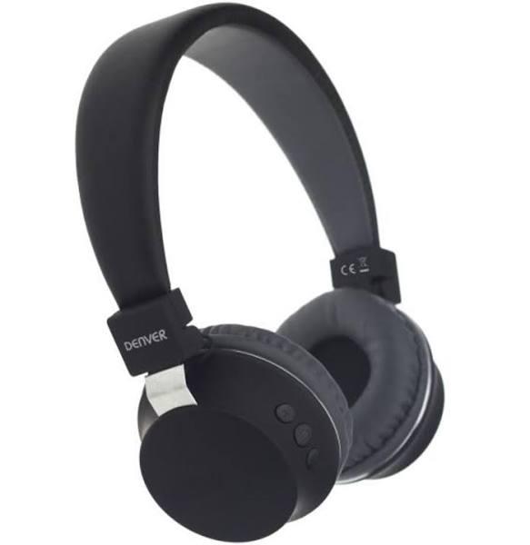 Denver Electronics BTH - 205 Black Bluetooth headset