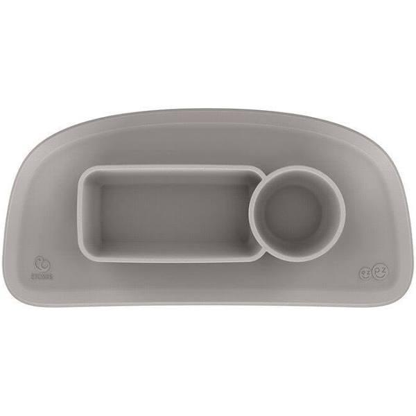 Stokke - EZPZ Tripp Trapp Placemat - Soft Grey