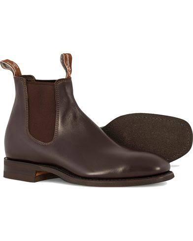R.M.Williams skor / Storlek: UK12 - EU47 / R.M.Williams Blaxland G Boot Yearling Chestnut