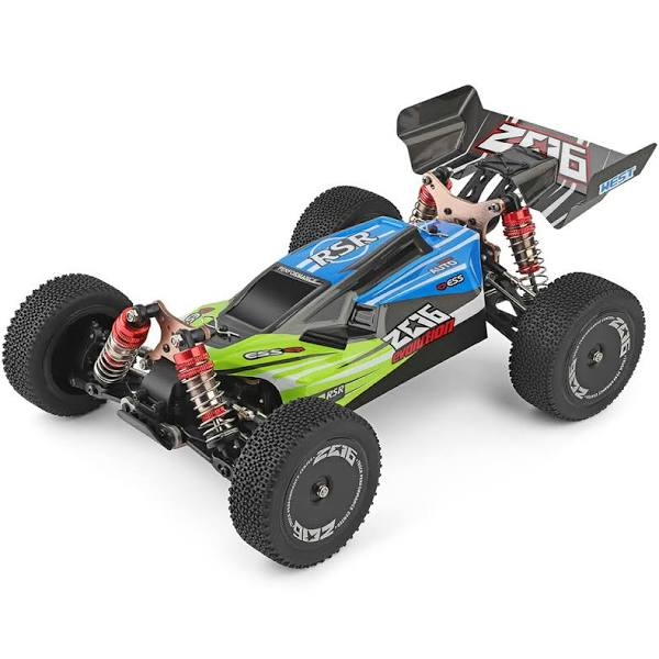 Wltoys Wltoys 144001 1/14 2.4G 4WD High Speed Racing RC Car Vehicle Models 60km/h