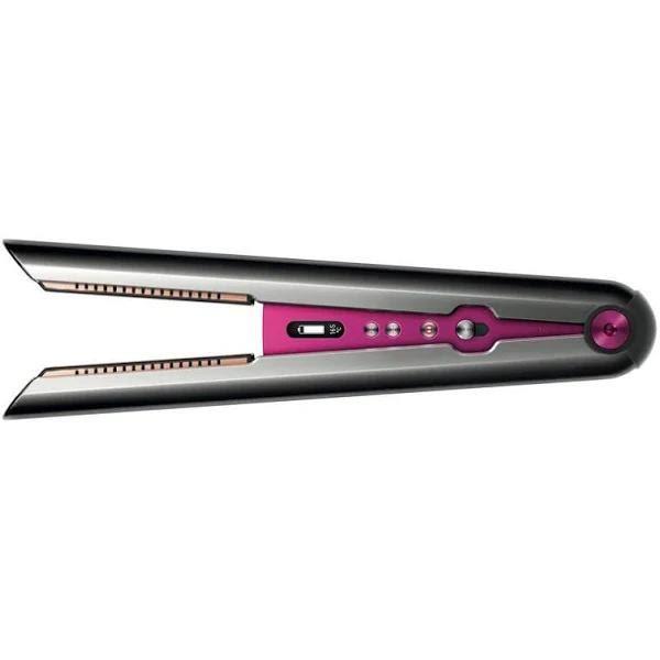 Dyson Corrale Hair Straightener (HS03) - Black Nickel/Fuchsia...