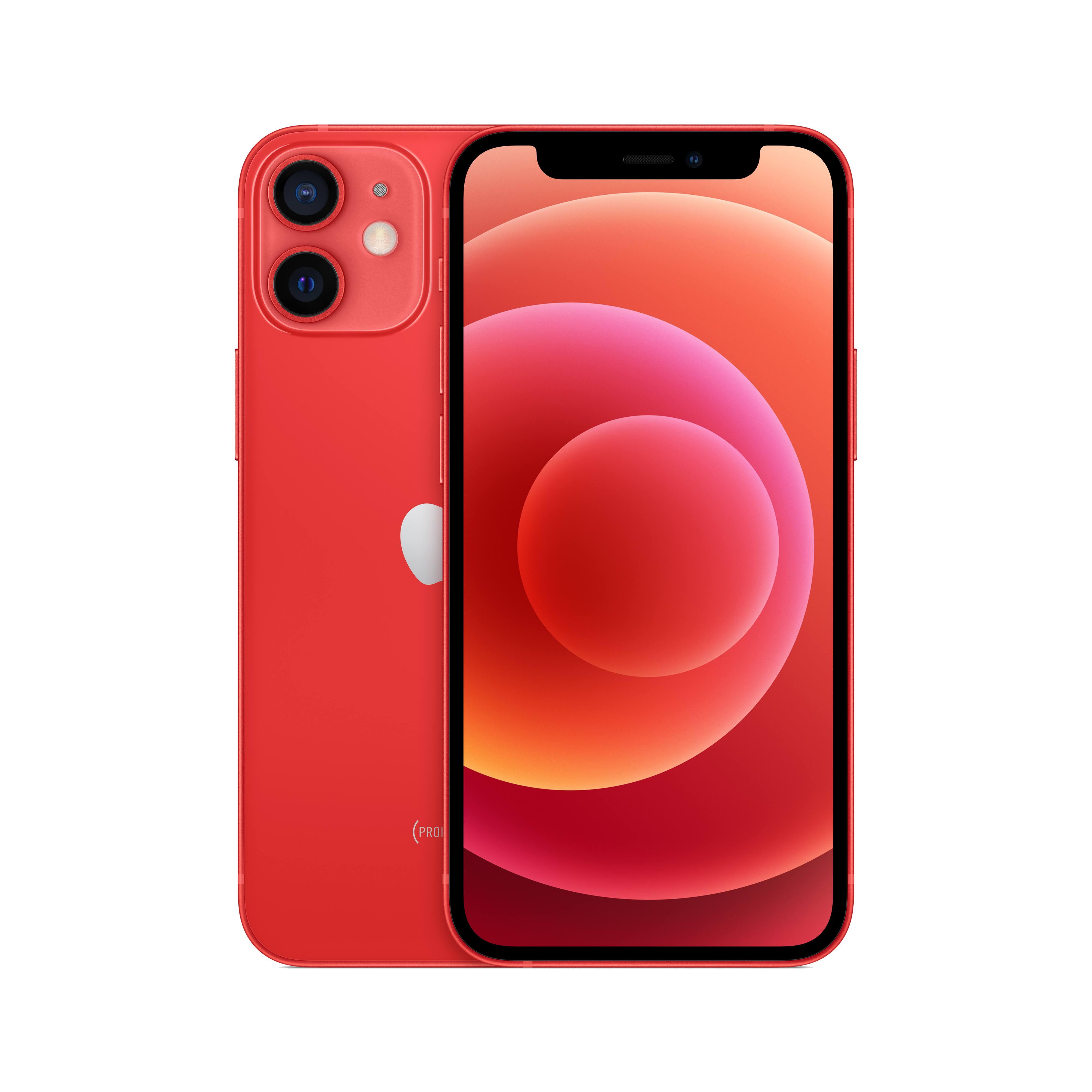 APPLE IPHONE 12 MINI 64 GB (PRODUCT)RED