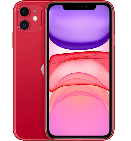APPLE - iPhone 11 256GB RED
