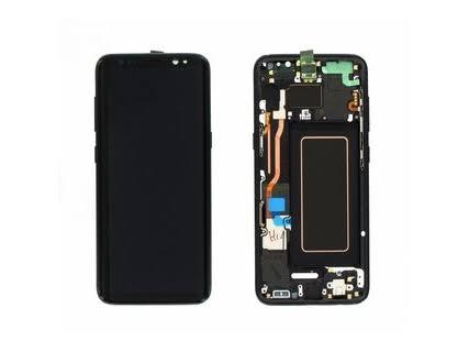 Samsung Gh97-20457A, Skärm, Samsung, Samsung G950f Galaxy S8, Svart, 1 Styck