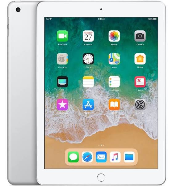 Apple Ipad (2018) Wi-fi 32gb - Silver