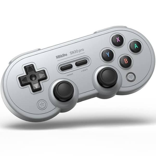8Bitdo SN30 Pro Gamepad Grey Edition