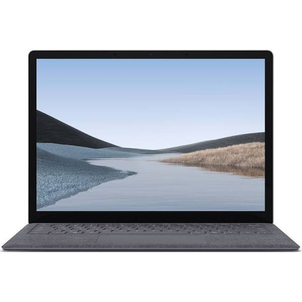 Microsoft Surface Laptop 3 13.5-inch i7 16GB/256GB - Platinum (US...
