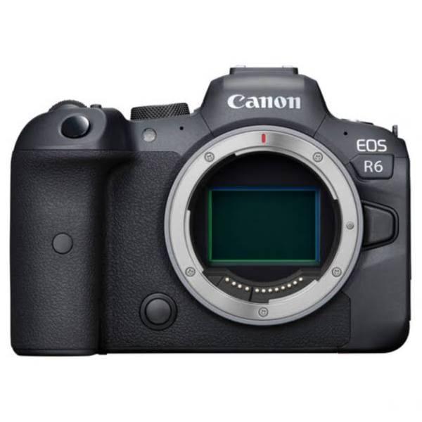 Canon EOS R6 Kamerahus