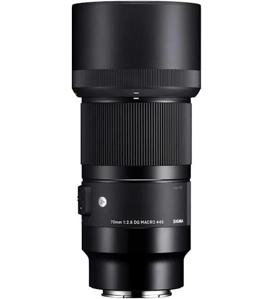 Sigma 70mm F/2.8 Dg Macro Art (sony E)