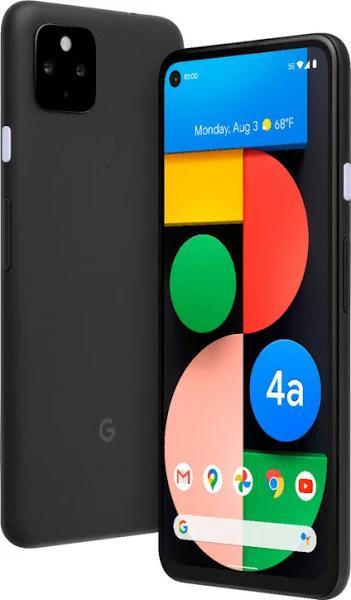 Google Pixel 4A 5G 128Gb Unlocked - Just Black