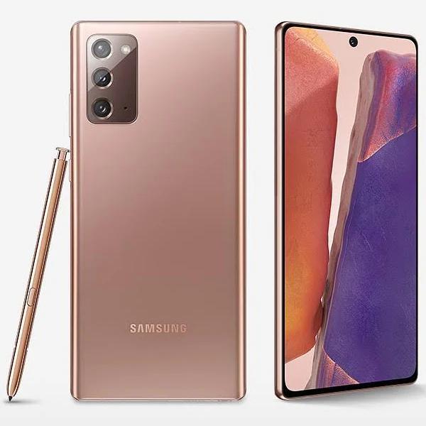 Samsung Galaxy Note 20 5G N981 8GB/256GB Dual Sim with Tempered...