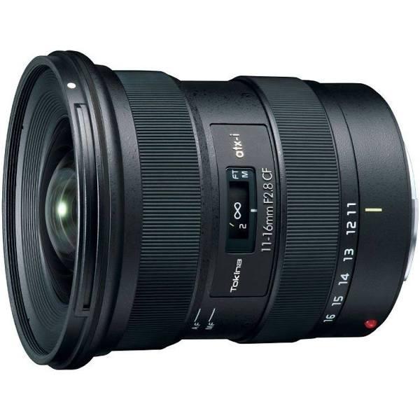 Tokina ATX-I 11-16mm 2.8 Canon