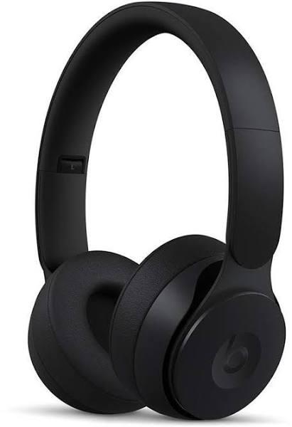 Beats Solo Pro trådlösa hörlurar (svart)