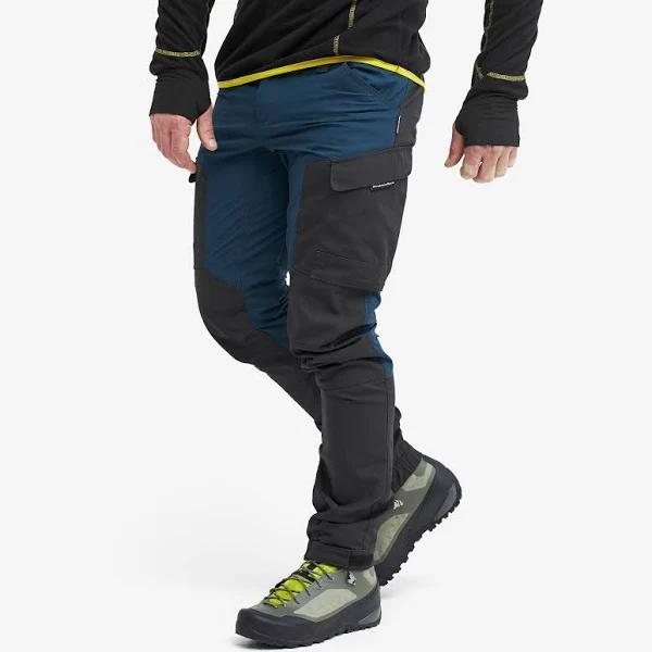 RevolutionRace - Gpx Pants - Herr - Diesel Blue, Storlek:S - Friluftsbyxor & Fritidsbyxor