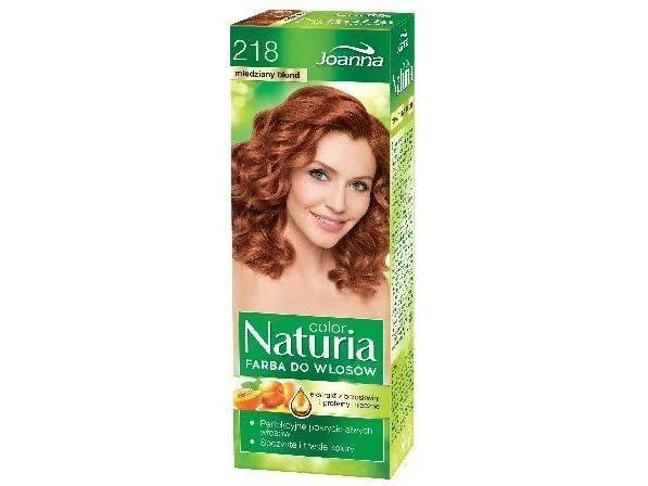 Joanna Naturia Color Hair dye No. 218 copper-blond 150g
