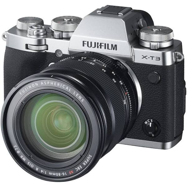Fujifilm X-T3 + 16-80/4,0 R Silver