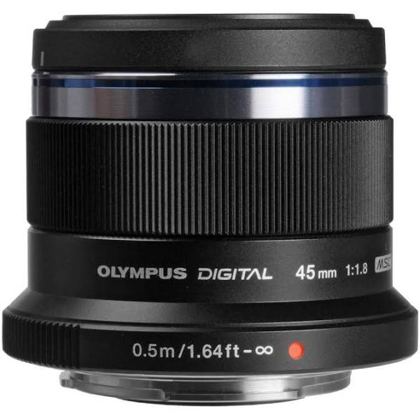 Olympus M.zuiko Digital 45/1.8