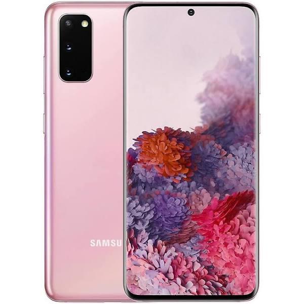Samsung Galaxy S20 128 GB Rosa