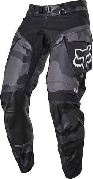 Fox Legion Motocross Byxor, svart, 28
