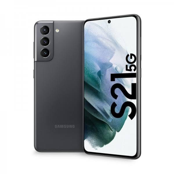 Samsung Galaxy S21 Exynos 128GB 5G Phantom Gray
