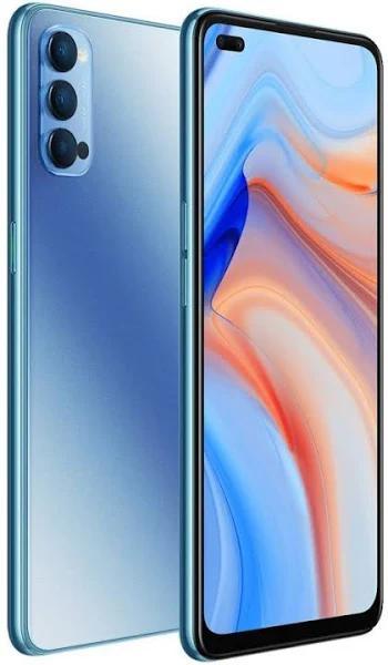 Oppo Reno 4 128GB Galactic Blue