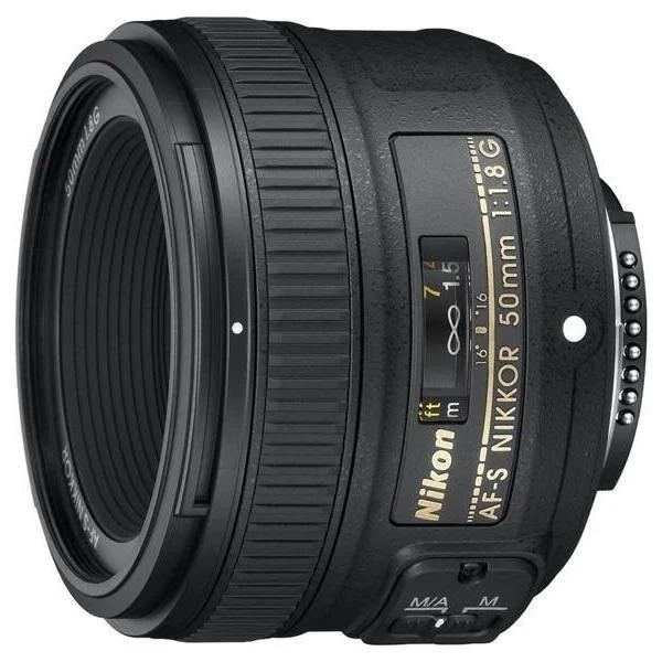 Nikon AF-S Nikkor 50mm f/ 1.8G