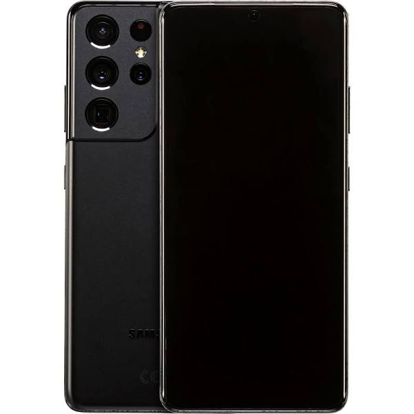 Samsung Galaxy S21 Ultra 5G Exynos 12GB/256GB Dual Sim - Black