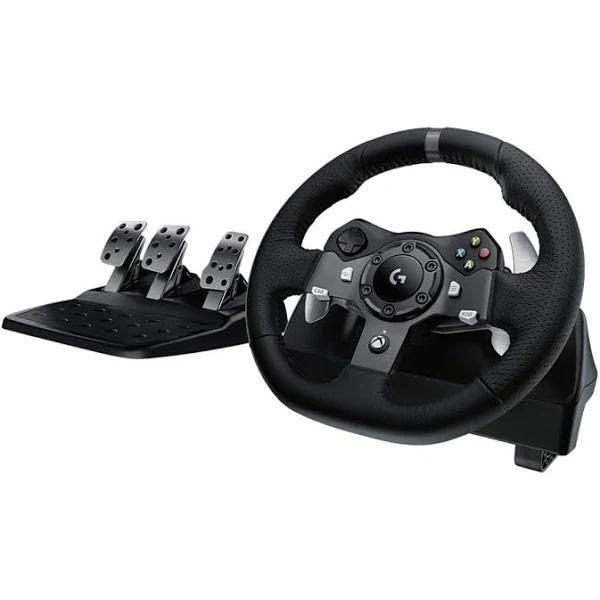 Logitech G920 Racing Wheel (PC / Xbox One)