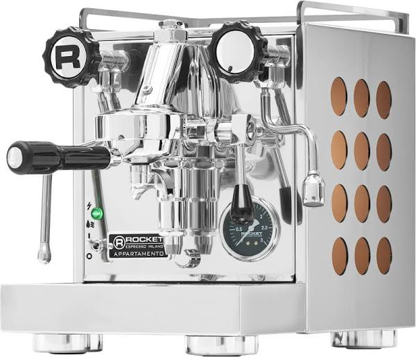 Rocket Appartamento Copper Espressomaskiner