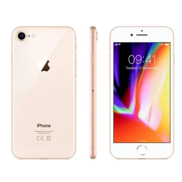 Apple Iphone 8 64gb Guld, Preowned Grade B