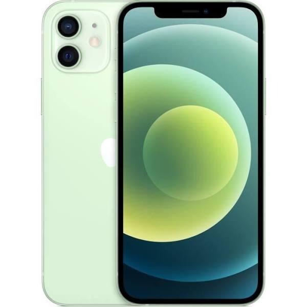 Apple iPhone 12 64GB - Grön