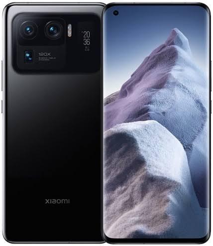 Xiaomi Mi 11 Ultra 5G Dual Sim 512GB Black (12GB RAM)