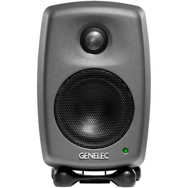Genelec 8010A Studio Monitors Dark Grey, Pair