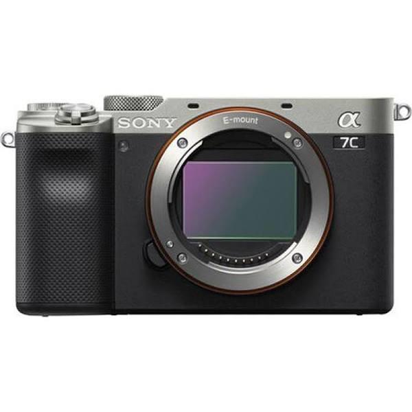 Sony A7C systemkamera