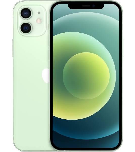 Apple Iphone 12 256 Gb Grön