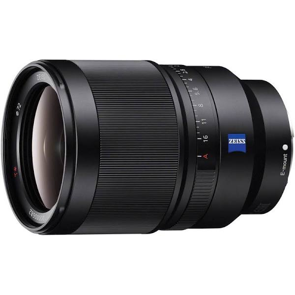 Sony SEL35F14Z FE Distagon T* FE 35mm f/1.4 ZA Lens