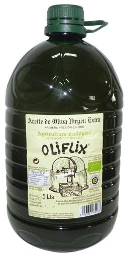 Oliflix Extra Virgin Olive Oil Bio, 5 L 5 L