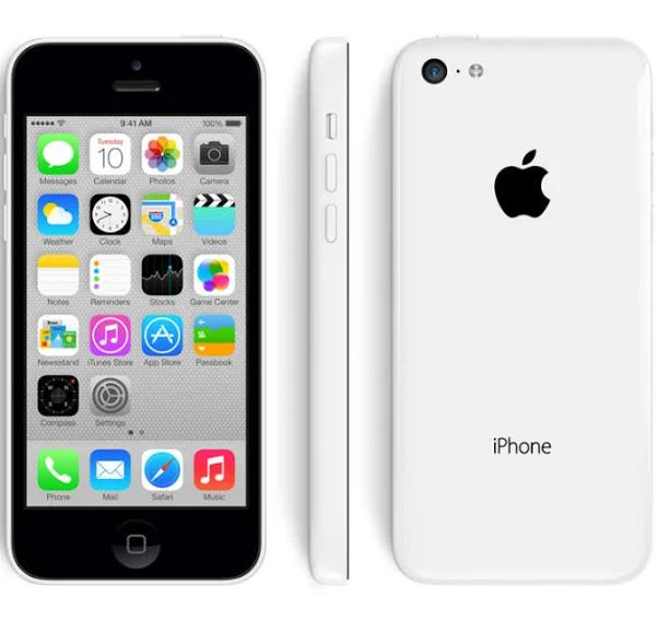 iPhone 5C 16GB Vit