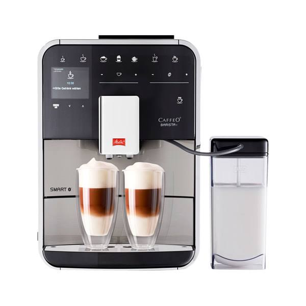 Melitta Barista T Smart Silver - Automatic Coffee Machines silver