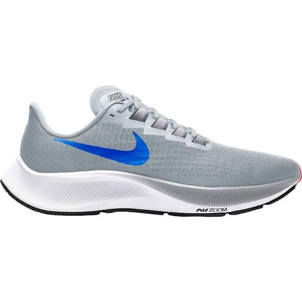 Nike - Air Zoom Pegasus 37 Running Shoe Men pure platinum racer blue wolf - size: 13