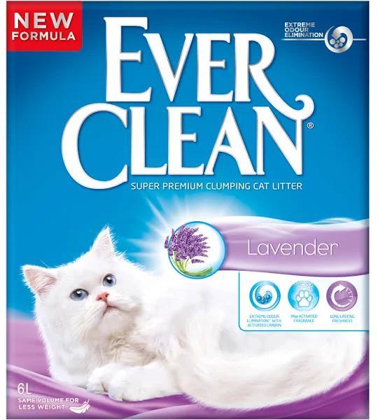 Ever Clean Fresh Lavender (10 L)