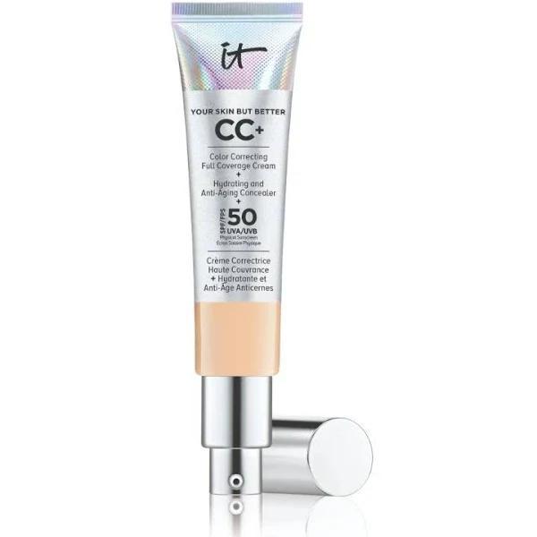 IT Cosmetics Your Skin But Better CC+ SPF50+ Light Medium - Makeup - CC-cream