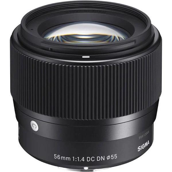 SIGMA 56mm f/1.4 DC DN Contemporary Sony E