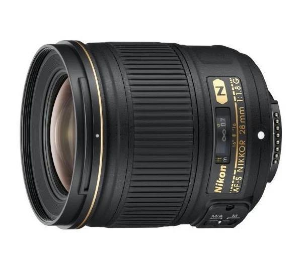 Nikon AF-S Nikkor 28mm f/1,8G