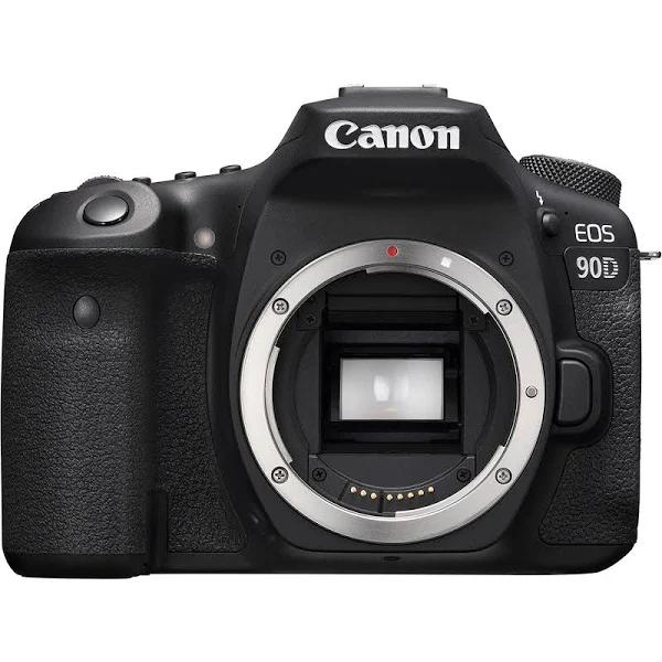 Canon EOS 90D Body Only Digital SLR Camera [kit box] ...