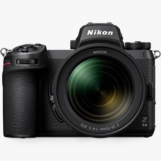 Nikon Z6 Mkii Mirrorless Kit 24-70mm F/4 S