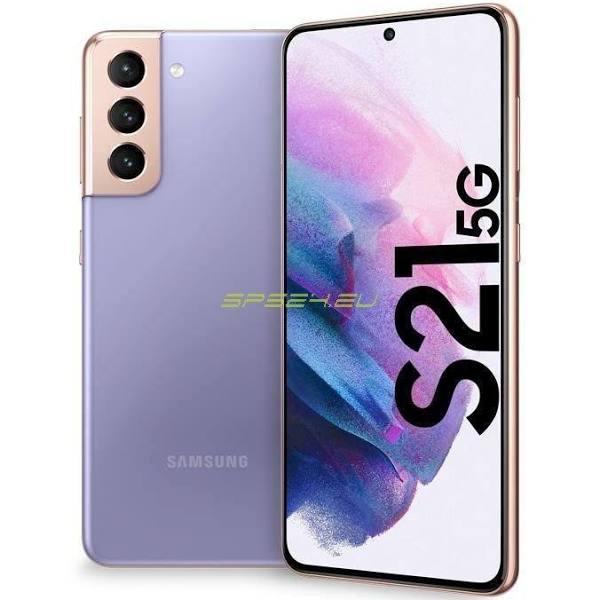 Samsung G991B Galaxy S21 256GB 5G Phantom Violet