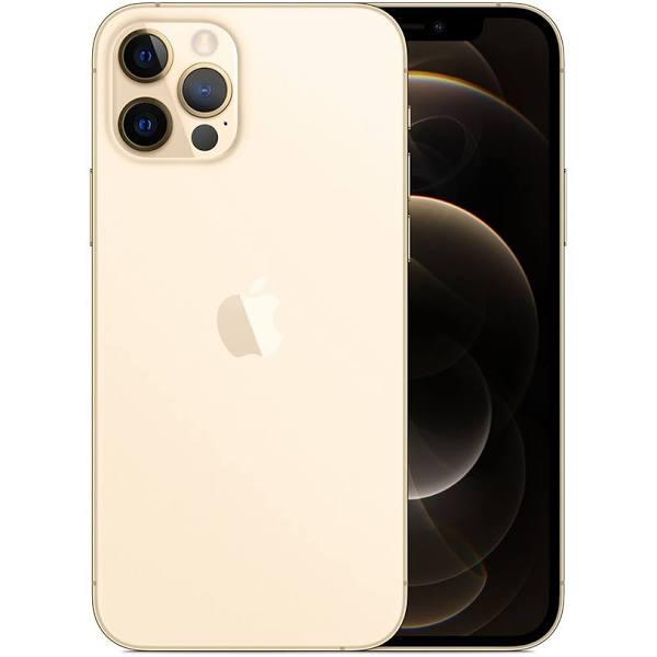 Apple iPhone 12 Pro Max A2412 256GB Dual Sim - Gold